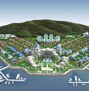 An Vien Nha Trang mat bang  Tổng quan và quy mô khu Đô Thị Biển An Viên