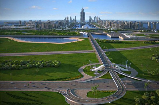 Azerbaijan muốn xây tòa tháp cao nhất thế giới