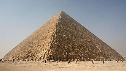 Kim tự tháp giá 5 tỷ USD