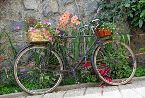 """Ngoại thất ấn tượng với """"xe hoa"""" vintage"""