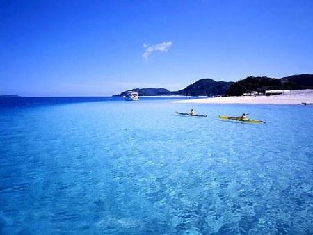 Đảo 'tăng lực' Okinawa xanh sạch đẹp