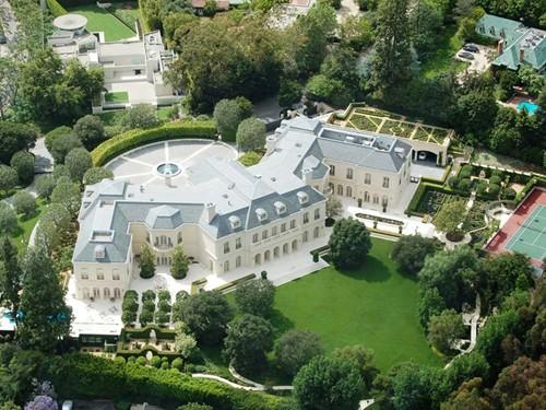 10 ngôi nhà lớn nhất nước Mỹ