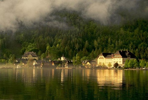 Nét đẹp cổ kính của 'Viên ngọc nước Áo'