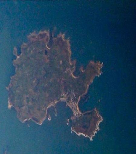 Những hòn đảo có hình dạng kì lạ nhất