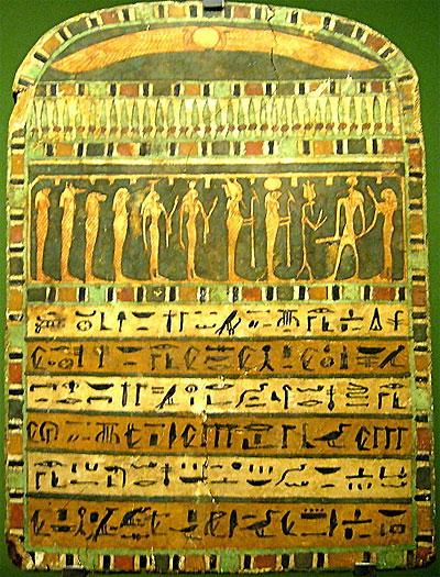 Ai Cập - vùng đất của những lời nguyền