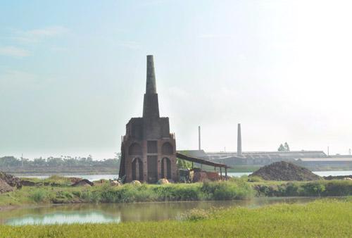 Những 'thánh đường' tỏa khói ở Nam Định