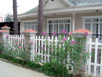 Cấu trúc vườn trong phong thủy
