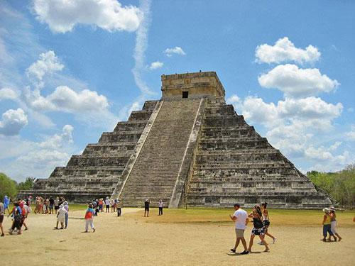 Khám phá mới về kim tự tháp