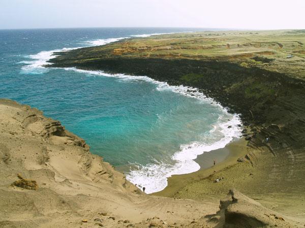 Bãi biển có hàng tỷ viên