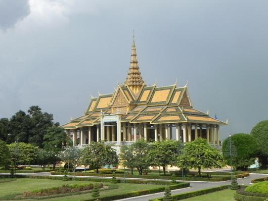 Du hí cuối tuần ở Phnom Penh