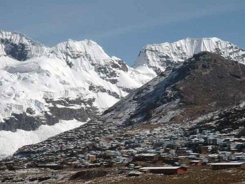 Thăm 'thành phố trong mây' ở Peru