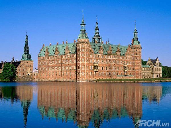 Những công trình kiến trúc kỳ vĩ nhất thế giới (P2)