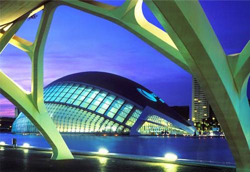 10 tòa nhà đẹp nhất thế giới