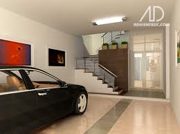Thiết kế tầng hầm để xe