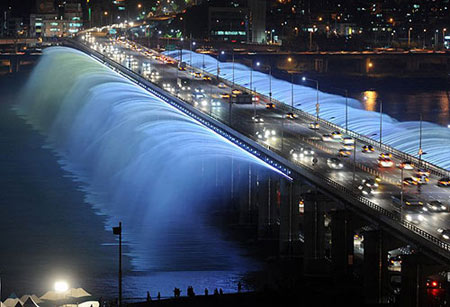 Nghệ thuật phun nước