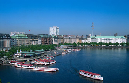 Hamburg - Thủ đô xanh của châu Âu năm 2011