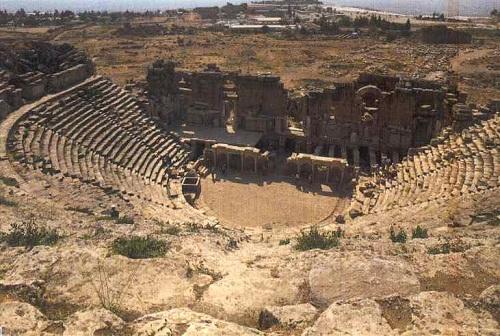 Thành phố linh thiêng Hierapolis