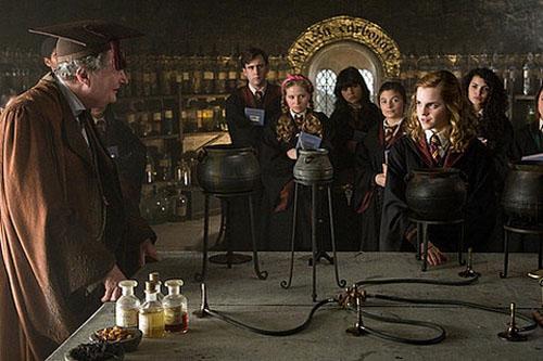 Đi tìm địa danh trong các tập phim Harry Potter