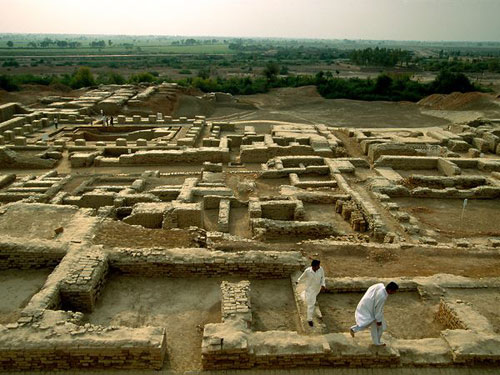 Những thành phố cổ nổi tiếng nhất thế giới