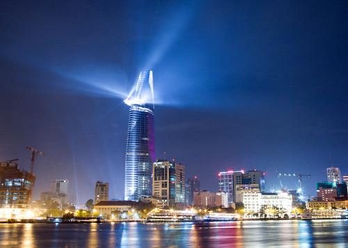 Cao ốc VN trong top 20 nhà chọc trời ấn tượng nhất