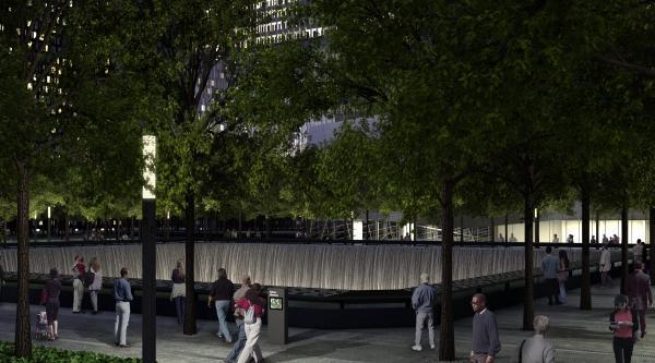 Khu tưởng niệm các nạn nhân vụ 11/9 sắp hoàn thành