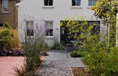 Nguyên tắc thiết kế sân vườn