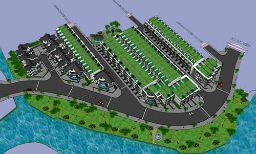 Khu dân cư Phường Đông Hưng Thuận
