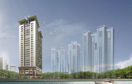 skyviewphuongthanh1 Tổng quan và quy mô SkyView Phương Thành: Căn hộ cao cấp nơi trung tâm Thủ đô