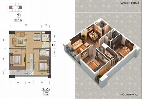 skyviewphuongthanhcanhod Tổng quan và quy mô SkyView Phương Thành: Căn hộ cao cấp nơi trung tâm Thủ đô