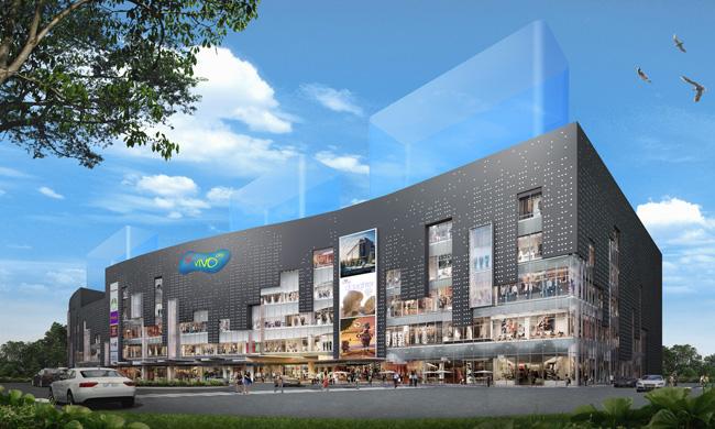 Trung tâm thương mại SC VivoCity