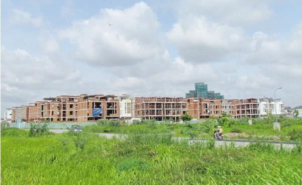 Khu nhà biệt thự Hà Đô