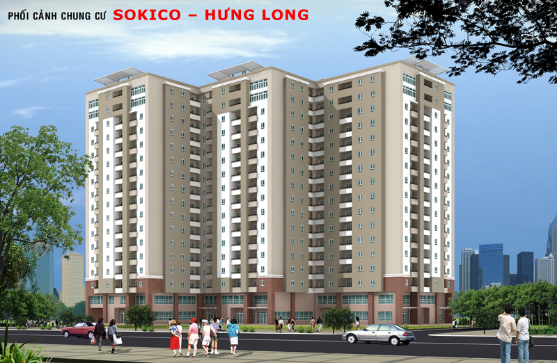 Khu dân cư Sokico – Hưng Long