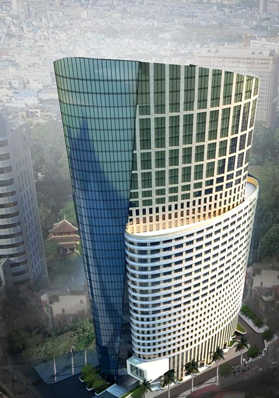 City View HaDong Tổng quan và quy mô khu tổ hợp văn phòng văn hộ City View Hà Đông
