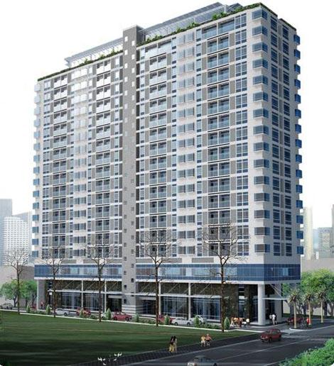 Tổng quan và quy mô khu căn hộ Carillon 2