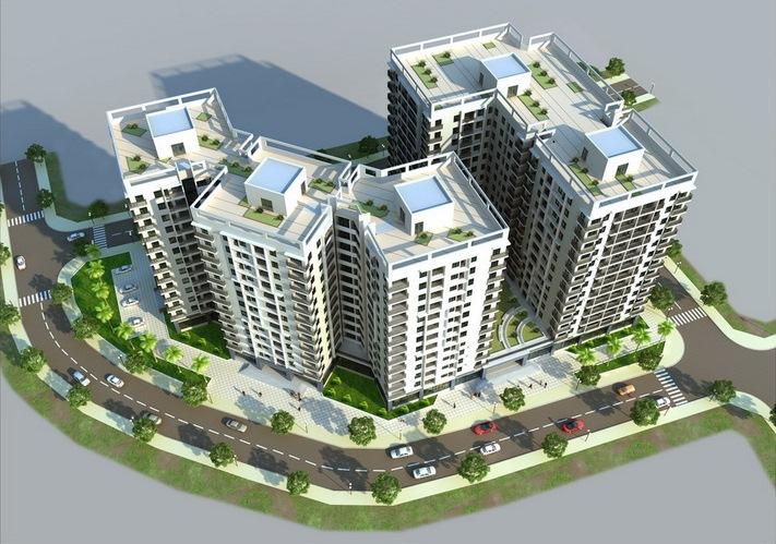 HaDo GREEN%20PARK%20RESIDENCES Tổng quan và quy mô khu căn hộ Hà Đô Green View