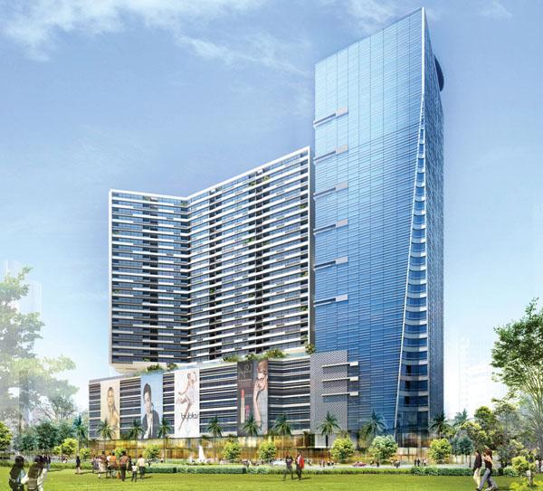 IMG - Thang Long Tower: Tổ hợp thương mại, văn phòng, căn hộ cao cấp
