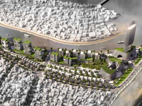 Khu đô thị mới Cồn Tân Lập