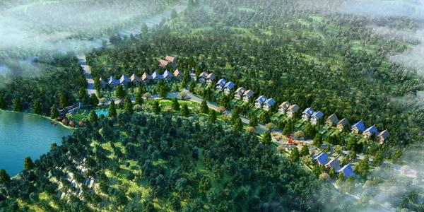 Sky Villas: Biệt thự nghỉ dưỡng
