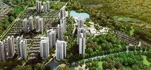 Khu đô thị ParkCity Hà Nội - thành phố trong công viên