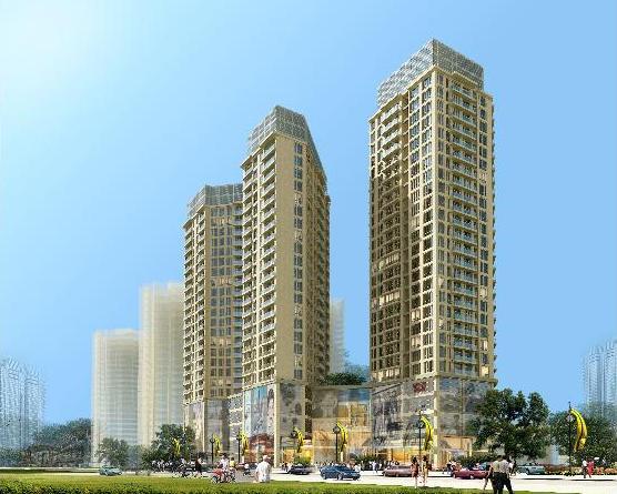 Tổ hợp chung cư N04 Khu đô thị Đông Nam Trần Duy Hưng