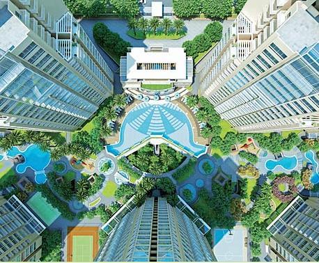 Green Stars: Căn hộ cao cấp trong đô thị Thành phố Giao lưu