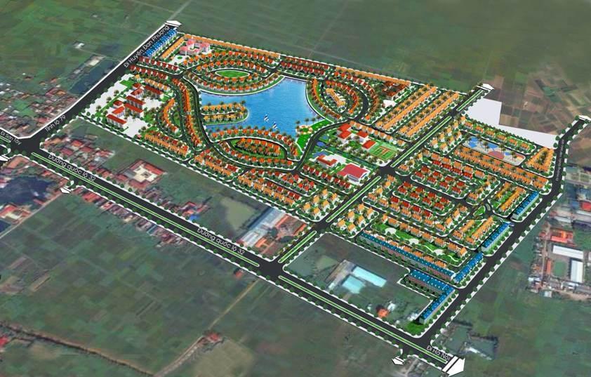 Khu đô thị mới Bắc Quốc lộ 32