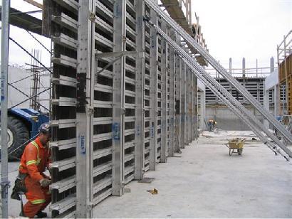 Trụ cột tường: Công nghệ mới cho ngành xây dựng
