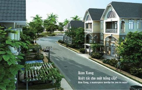 kimlong3 Tổng quan và quy mô Kim Long   Luxury Villas