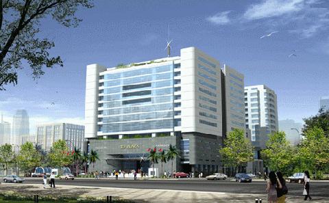 td plaza ho chi minh Tổng quan và quy mô dự án TD Plaza Hồ Chí Minh