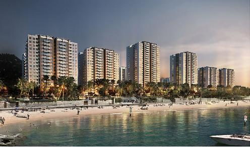 Green Bay Towers: Căn hộ cao cấp trong đô thị HaLong Marina