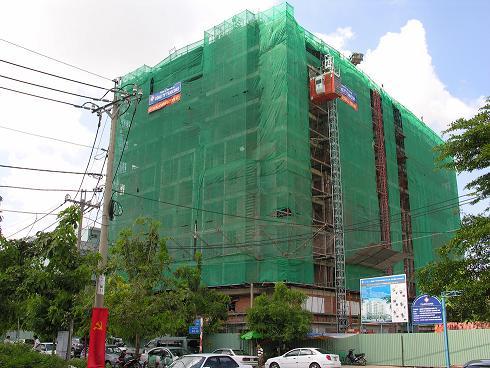 TaniBuilding Sơn Kỳ: Chung cư cho người thu nhập trung bình