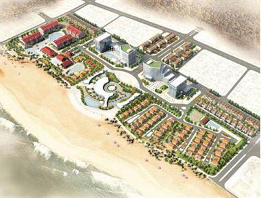 Tổng quan và quy mô Hùng Sơn Villa: Khu biệt thự nghĩ dưỡng bên bờ biển Sầm Sơn