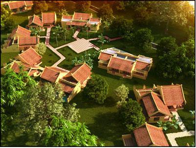 Khu nghỉ dưỡng Ana Mandara Ninh Bình