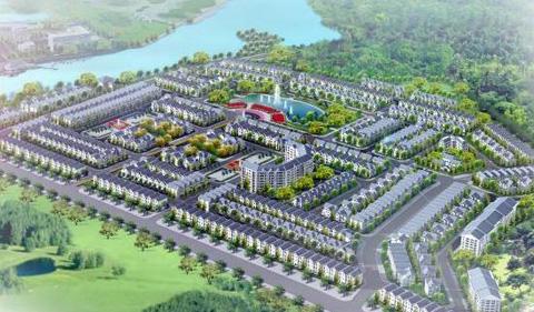 Khu biệt thự nhà vườn Mậu Lâm
